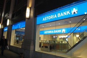Astoria Bank  (night)