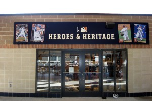 Citifield - Heroes & Heritage